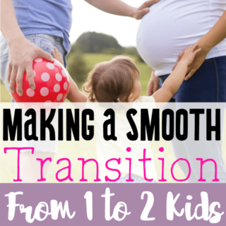 Making a Smooth Transition from One to Two Kids