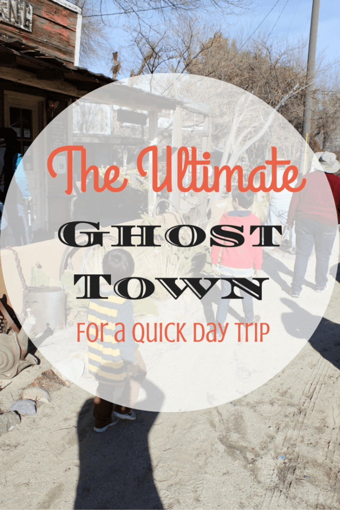 The Ultimate Ghost Town for a Quick Day Trip
