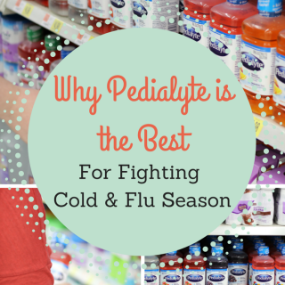 Why Pedialyte is the Best for Fighting Cold and Flu Season