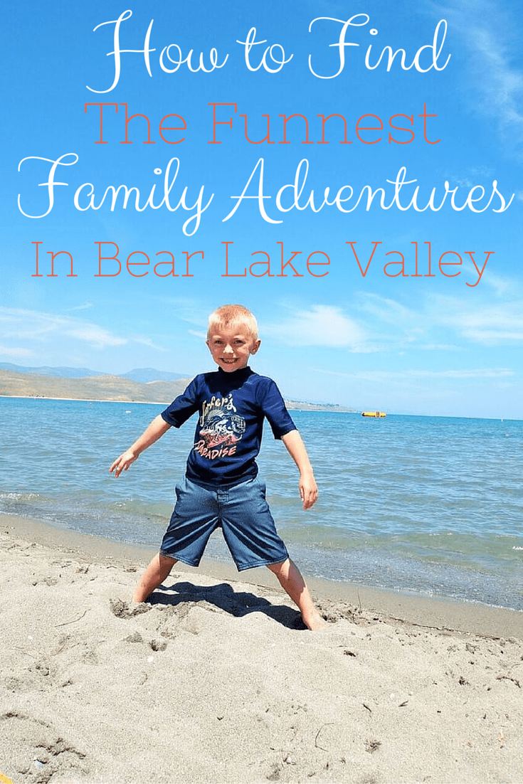 How to Find the Funnest Family Adventures in Bear Lake Valley