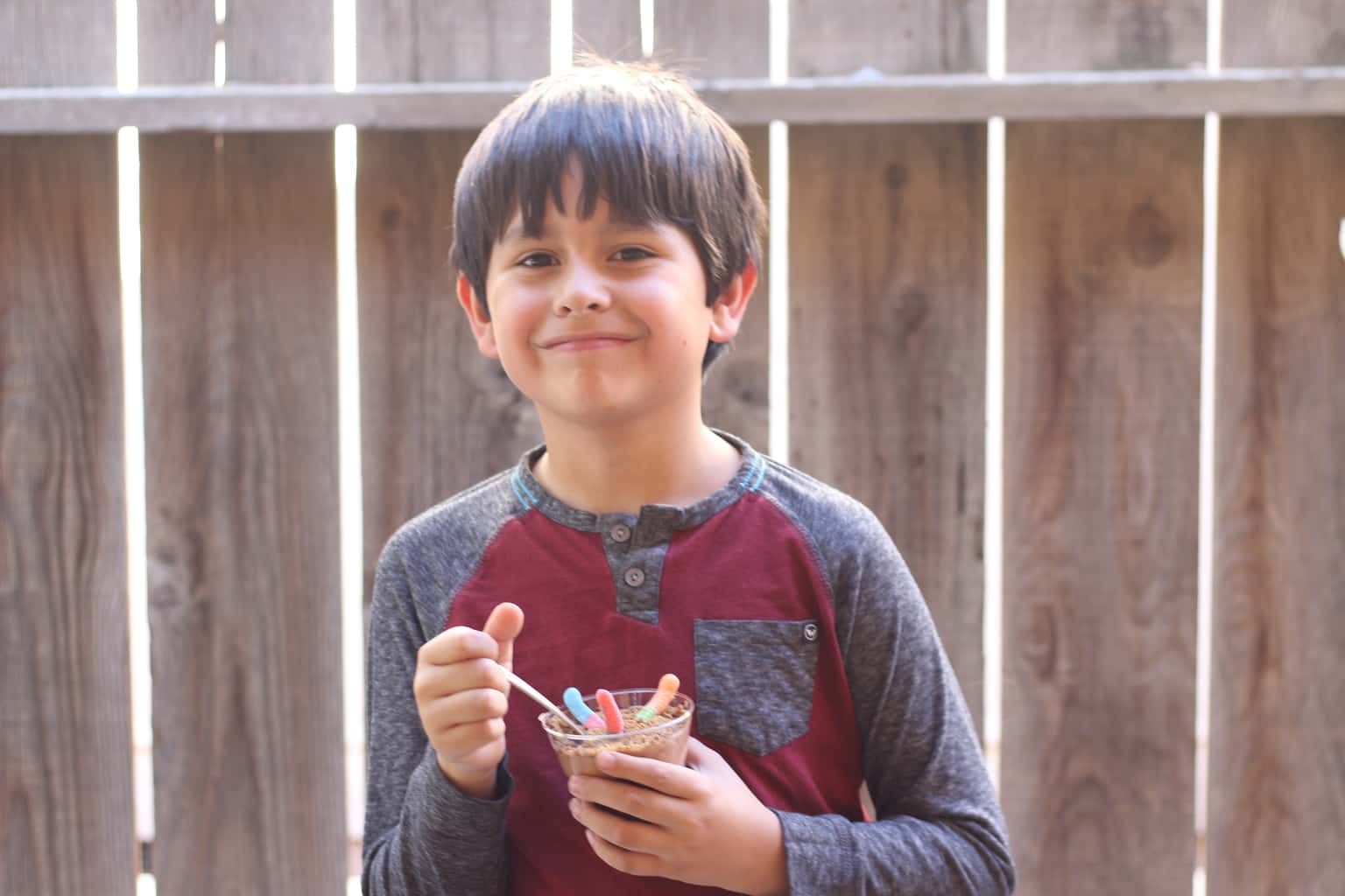 Dia De Los Ninos: Cocoa Puffs Dirt Cups