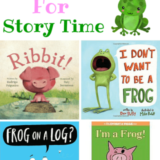 15 Amazingly Cute Frog Themed Books For Story Time