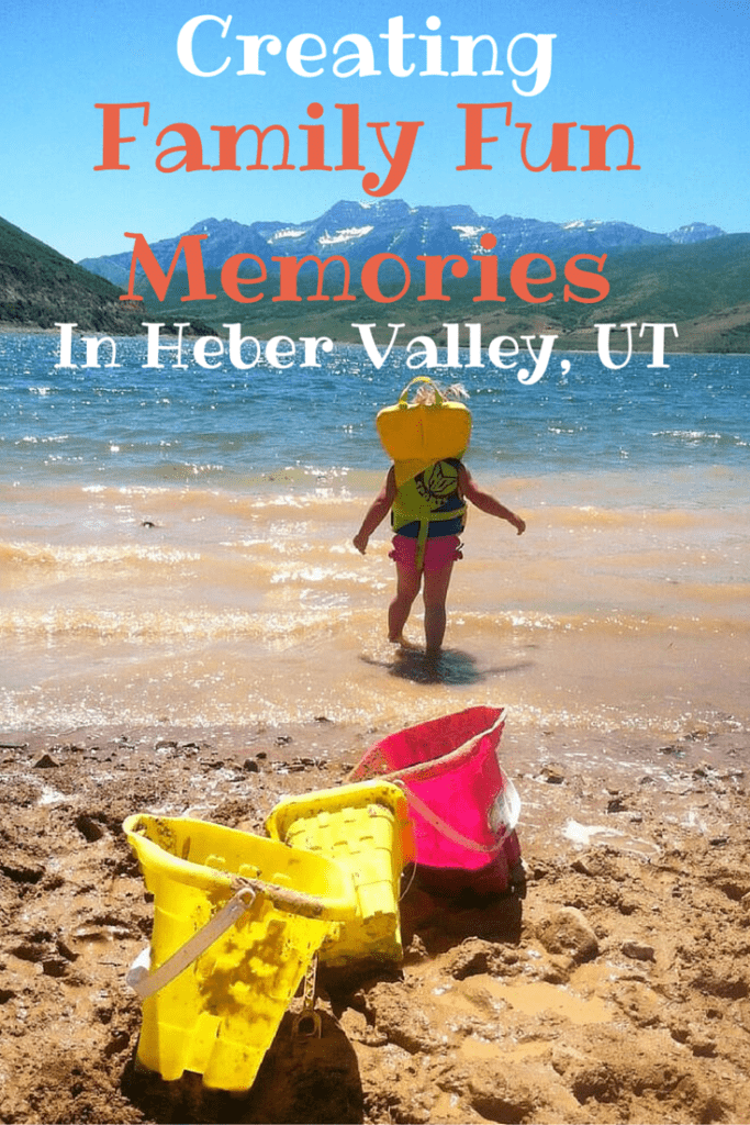 Creating Family Fun Memories in Heber Valley, UT