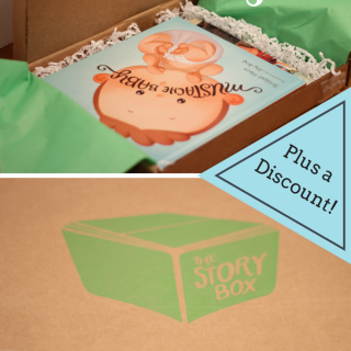 The Story Box Unboxing