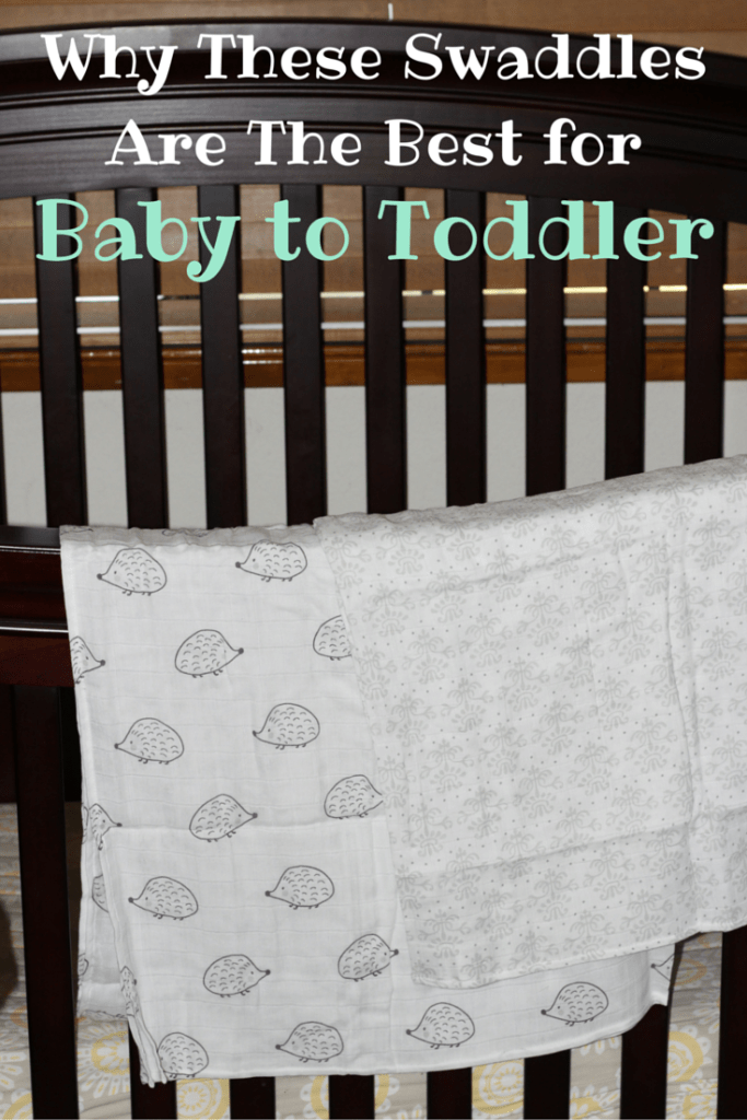 Why These Swaddlers Will Last Through the Toddler Stage