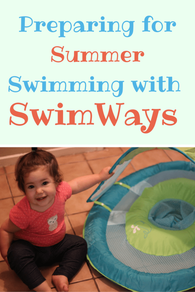 Preparing For Summer Swimming With SwimWays
