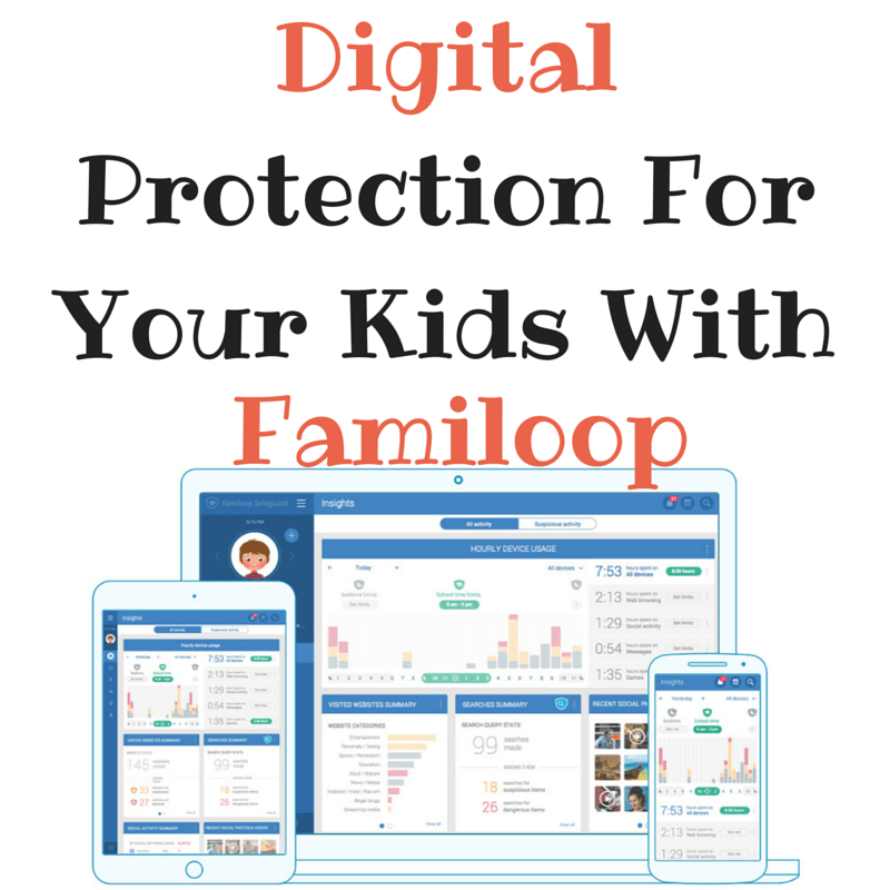 Digital Protection For Your Kids With Familoop