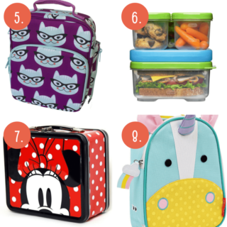 The Best Back-to-School Lunch Boxes