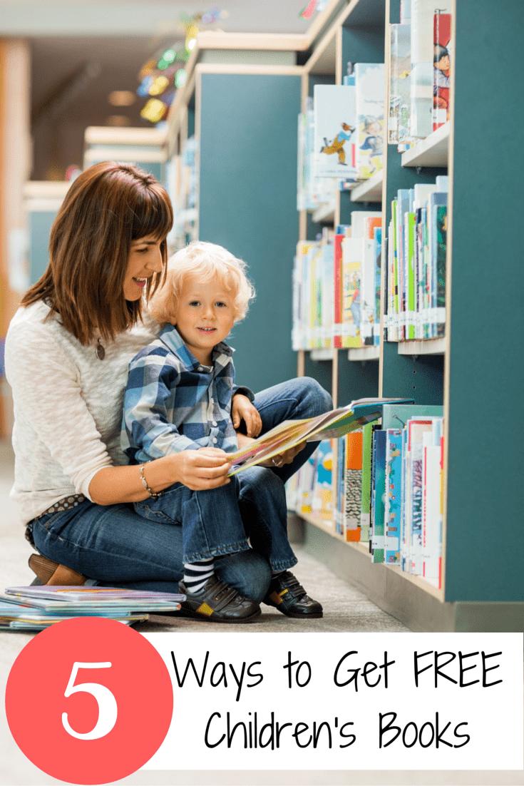 Get Free Children's Books