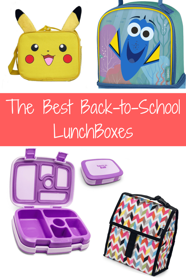 The Best Back-to-School LunchBoxes