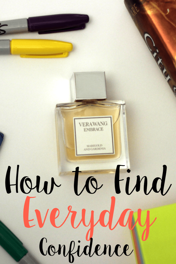 How To Find Everyday Confidence