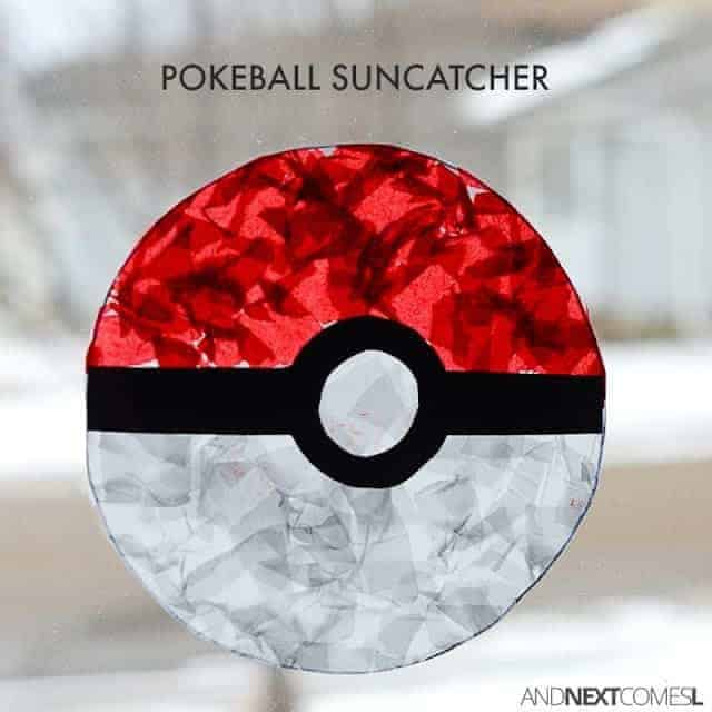 boy-crafts-pokemon-craft-for-kids-pokeball-suncatcher-square