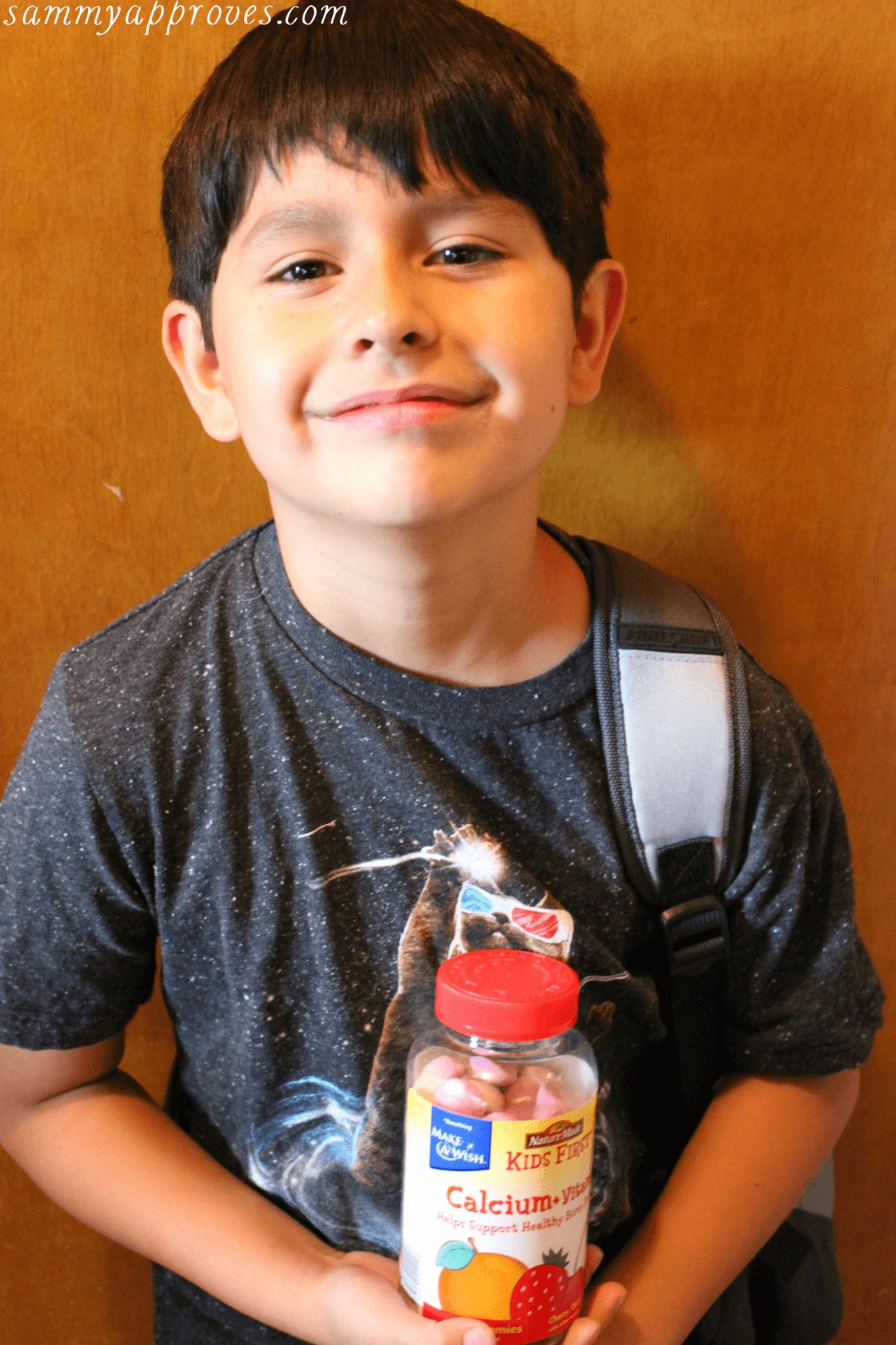 Teach Kids Healthy Habits