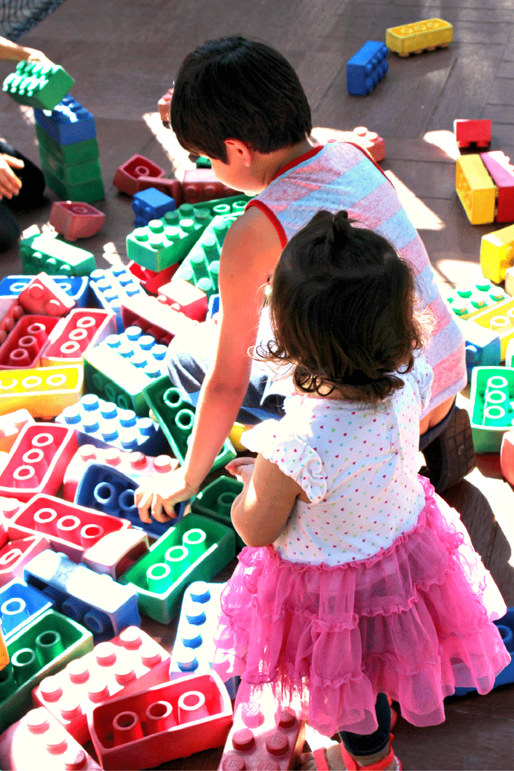 The Funnest Toddler Activities At LEGOLAND California