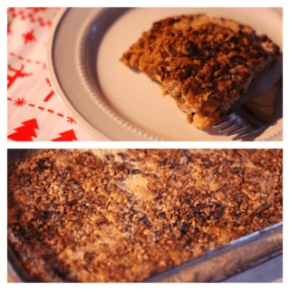Pumpkin Sugar Cookie Crunch