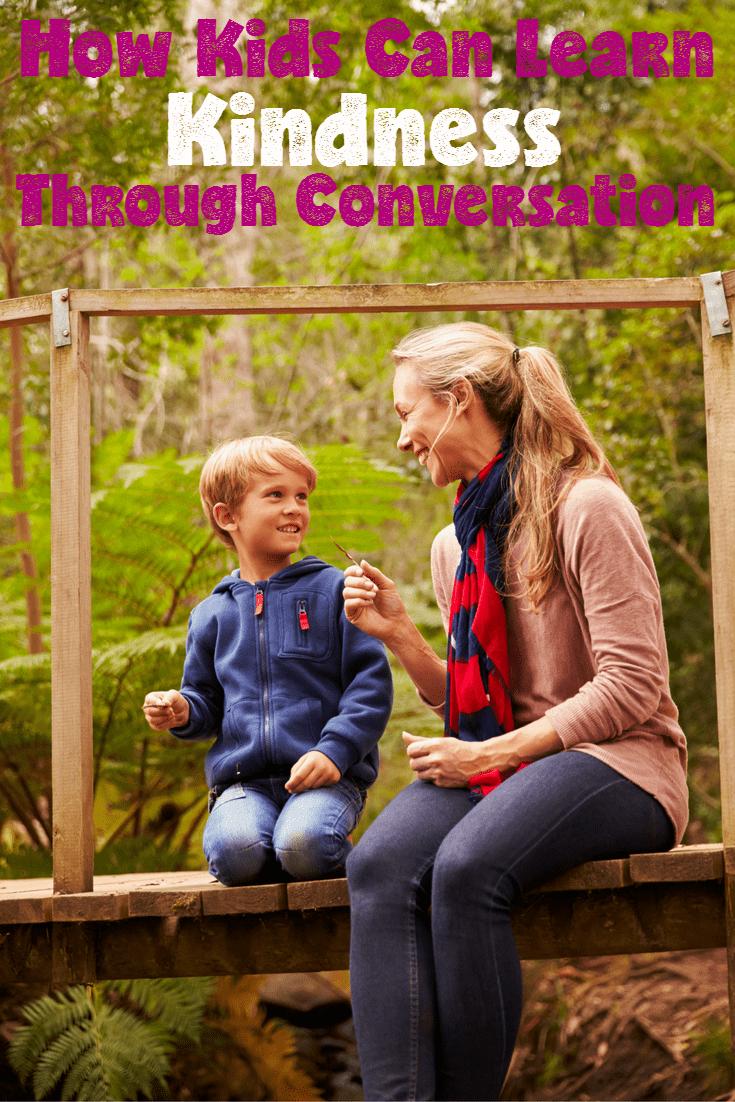 Kids Learn Kindness Through Conversation