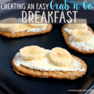 "Creating an Easy Grab ""n"" Go Breakfast"