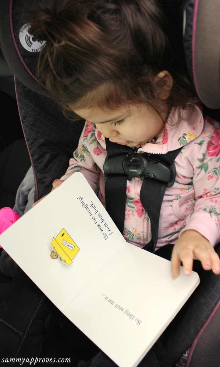 toddler travel books