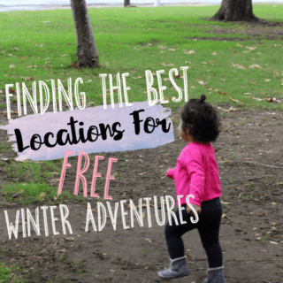 Finding the Best Locations for FREE Winter Adventures
