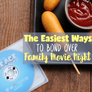 The Easiest Ways to Bond Over Family Movie Night