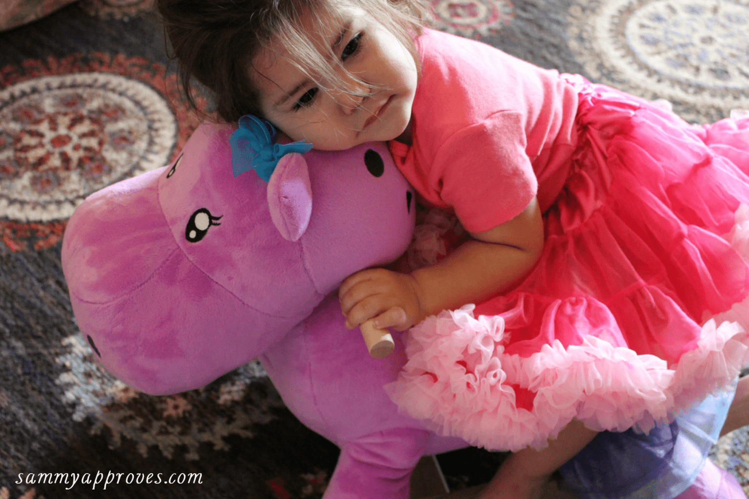 Toddler Solo Play With RockABye Rockers