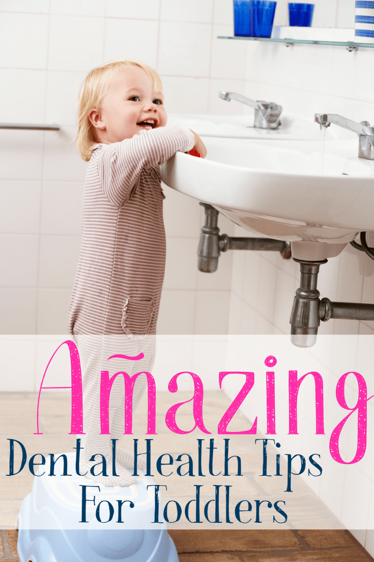 Amazing Dental Health Tips for Toddlers - Give Kids a Smile
