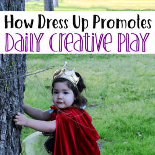How Dress Up Promotes Daily Creative Play