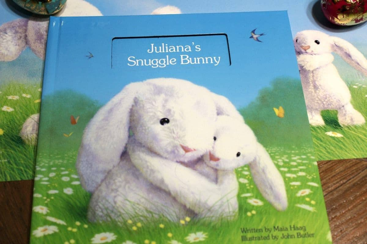 childrens personalized Easter books