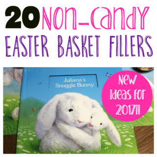 20 Non-Candy Easter Basket Fillers