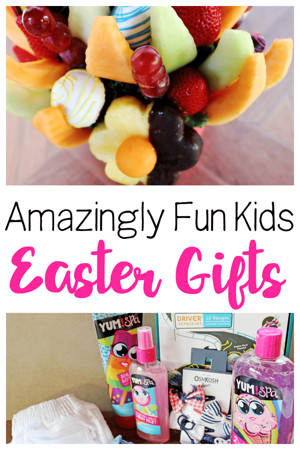 Amazingly Fun Kids Easter Gifts | Have a fun Easter with these Unique Spring Gifts