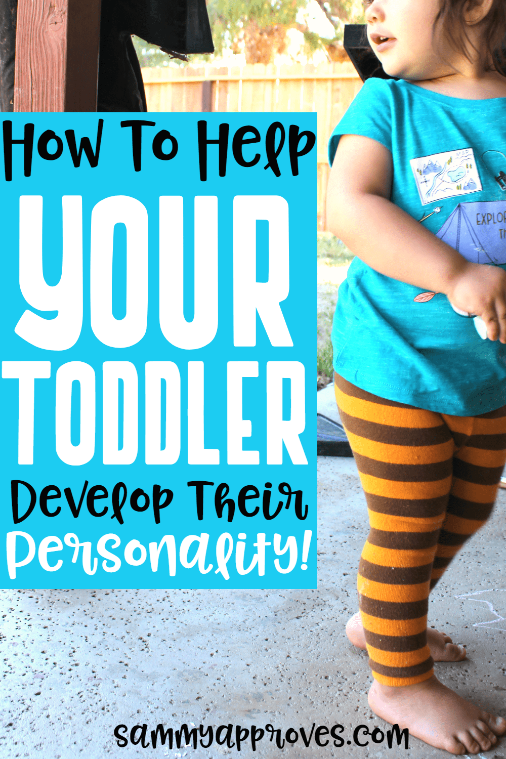 How to Help Your Toddler Develop Their Personality | Doodle Pants Giveaway!