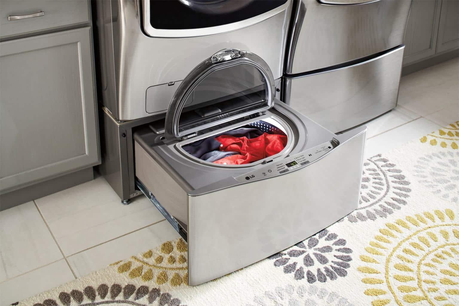 5 Ways to Reduce Laundry Overwhelm
