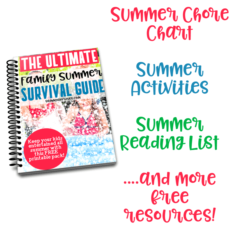 Creative Ways to Keep Kids Entertained All Summer | Free Summer Survival Guide