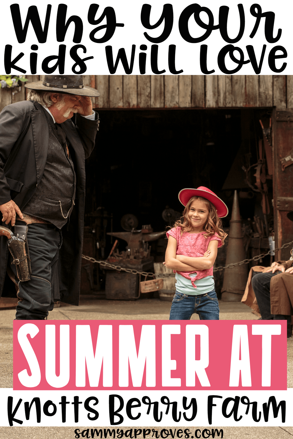 Why Your Kids Will Love Summer at Knott's Berry Farm| Buena Park, CA