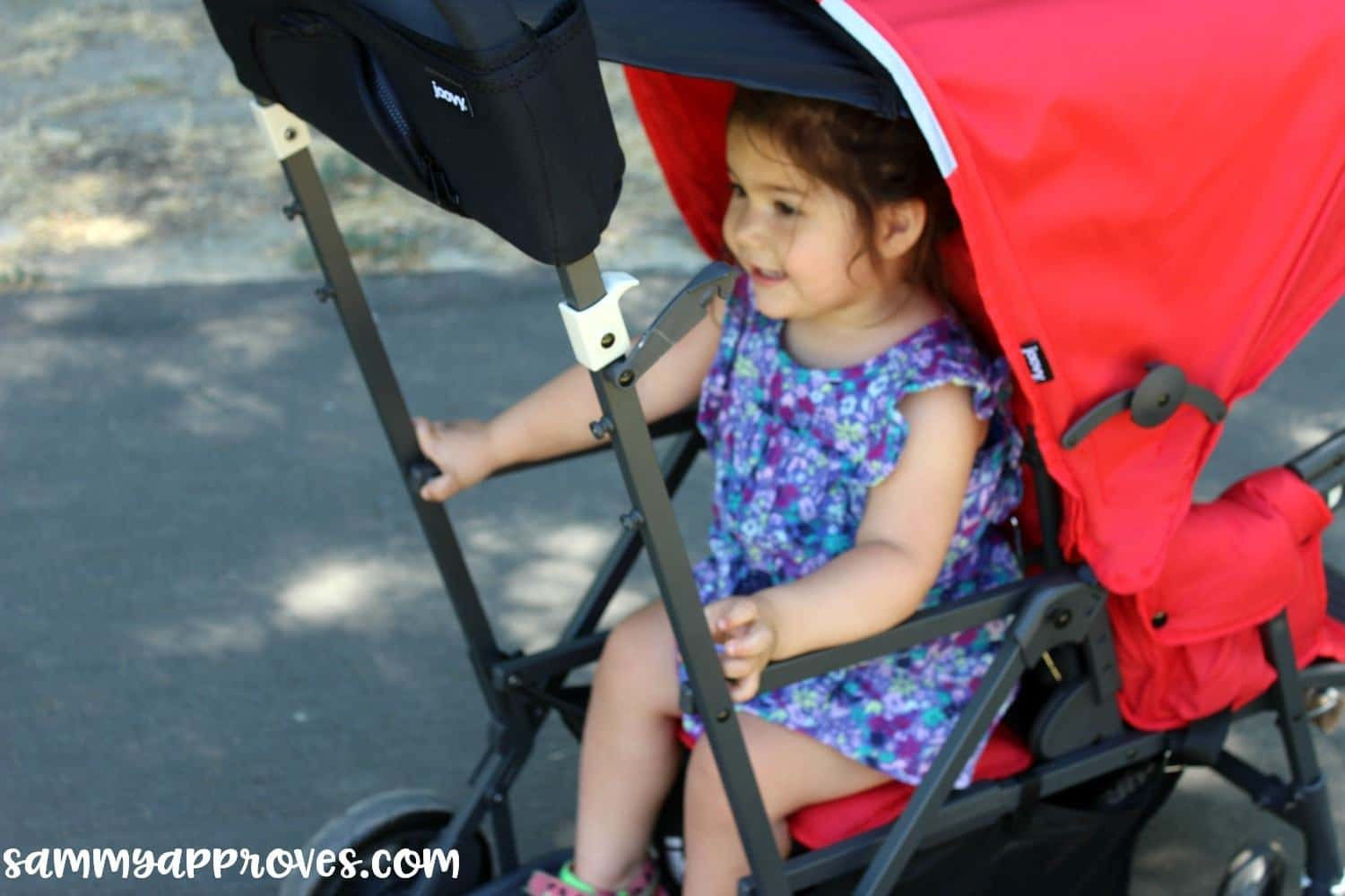 How to Easily Prep for Motherhood of 2 Under 3 | With Joovy Caboose