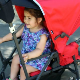 How to Easily Prep for Motherhood of 2 Under 3   With Joovy Caboose