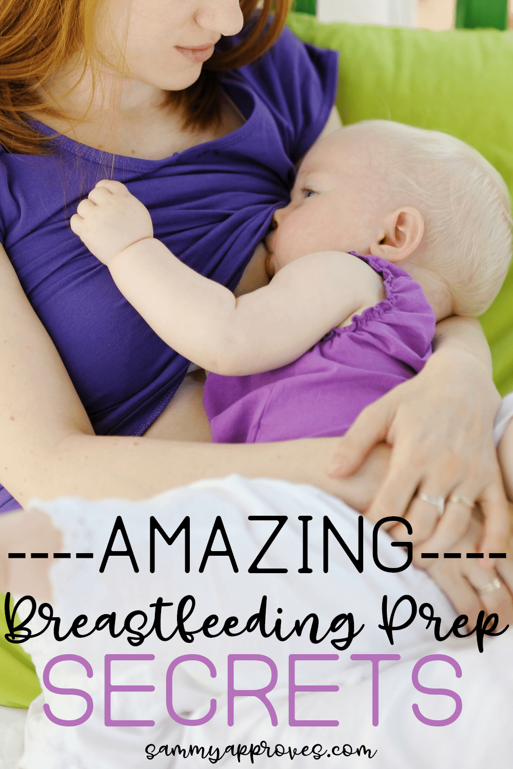 Amazing Breastfeeding Prep Secrets | Be Prepared For Nursing