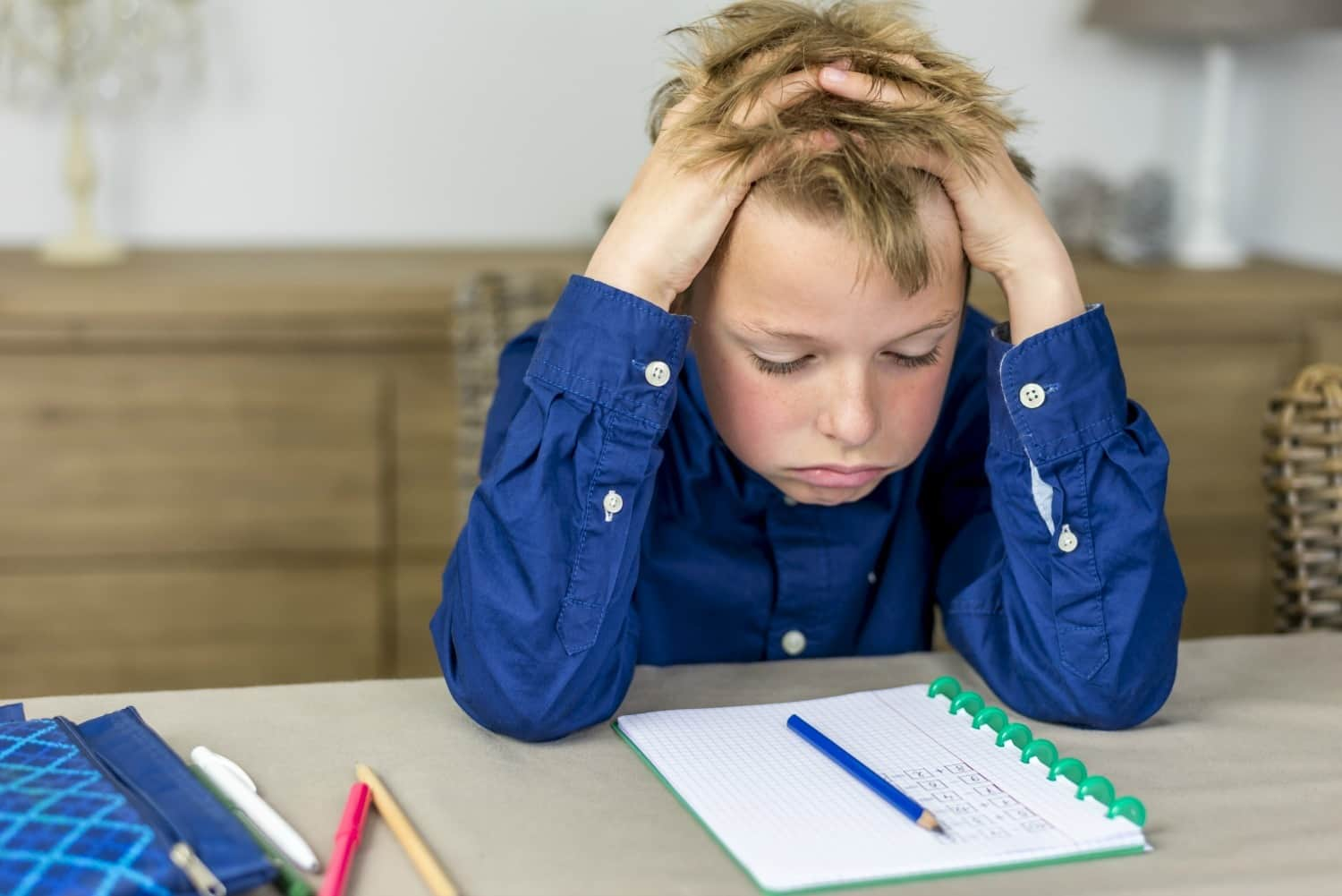 Why I Stopped Making my Child Finish Weekly Homework- Instead we...