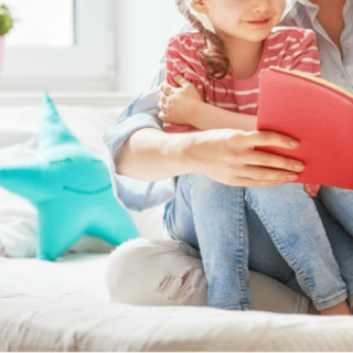 Will You Read With Me? Why Bedtime Stories Are Important