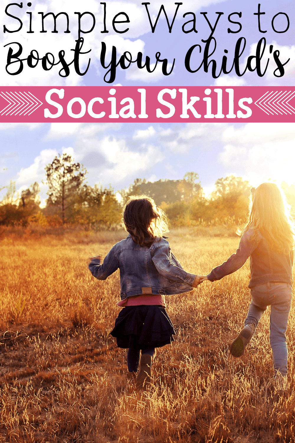 Simple Ways to Boost Your Child's Social Skills