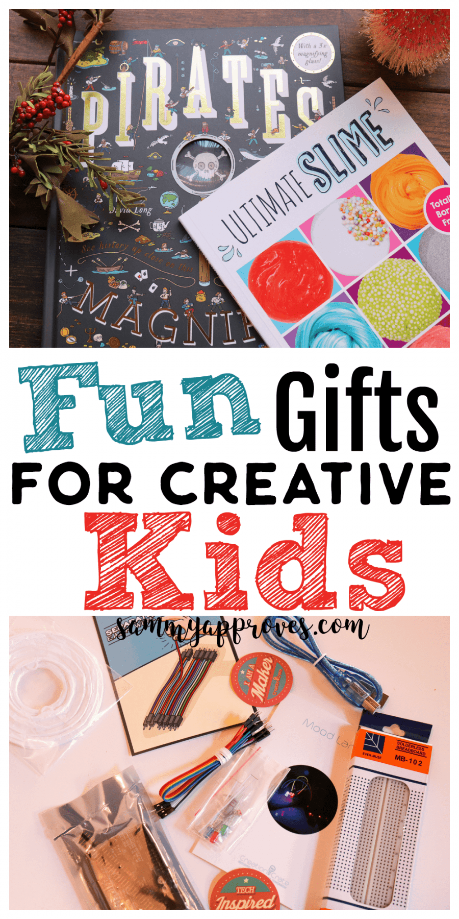 Fun Gifts For Creative Kids