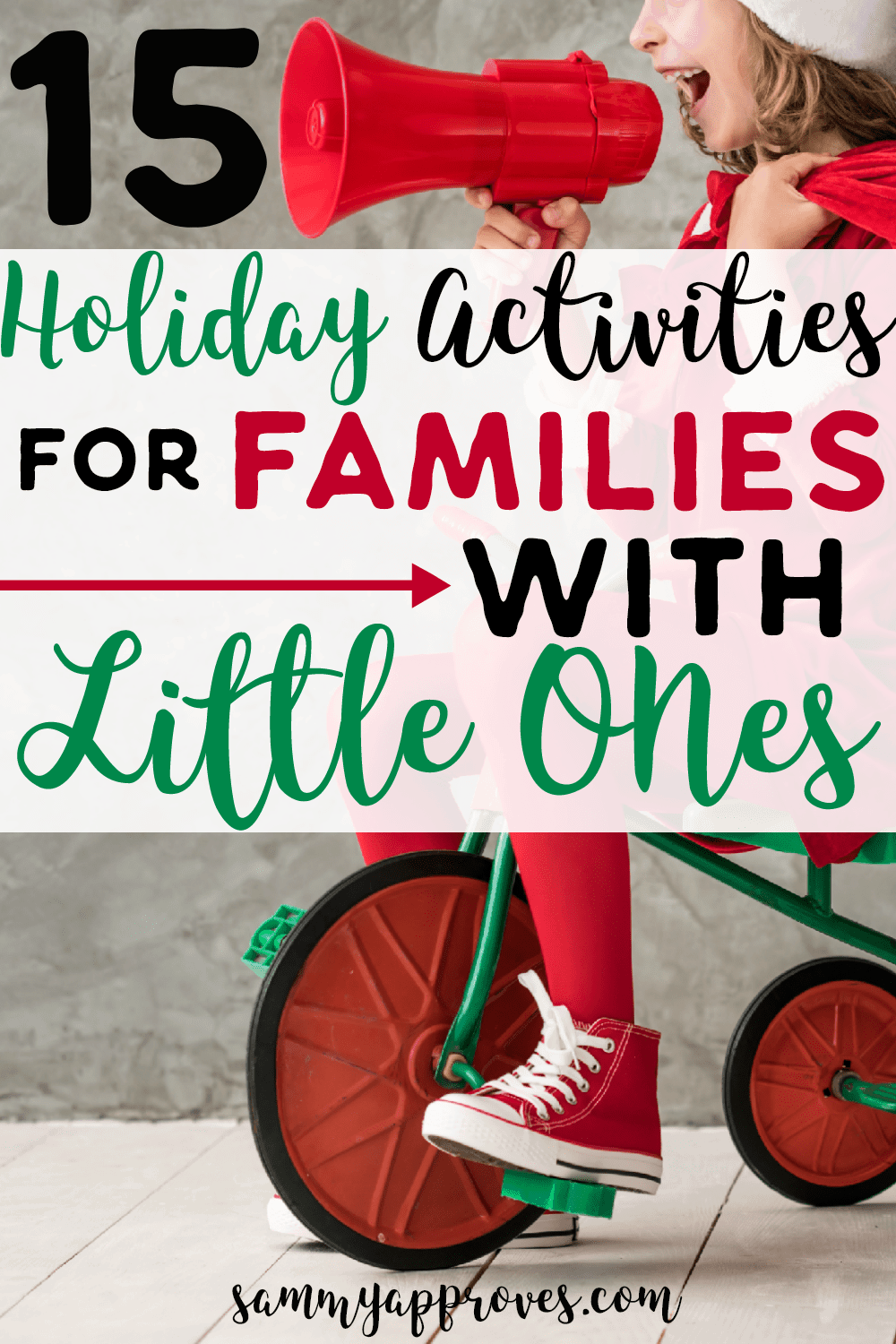 15 Holiday Activities for Families with Little Ones