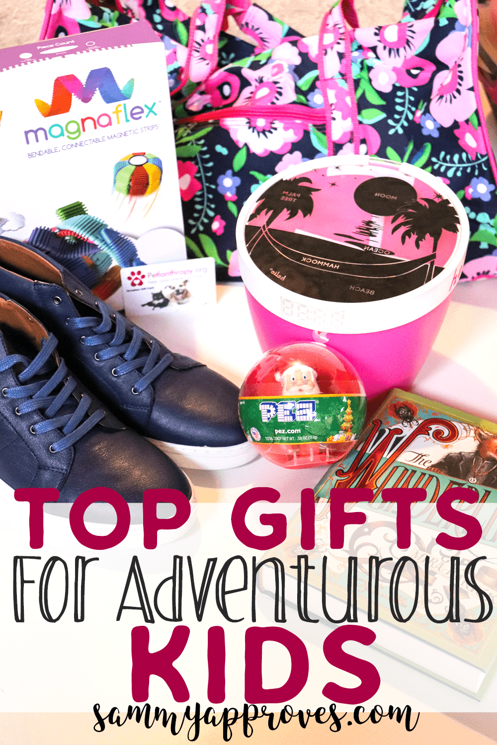 Top Gifts for Adventurous Kids - 2017 Holiday Gift Ideas