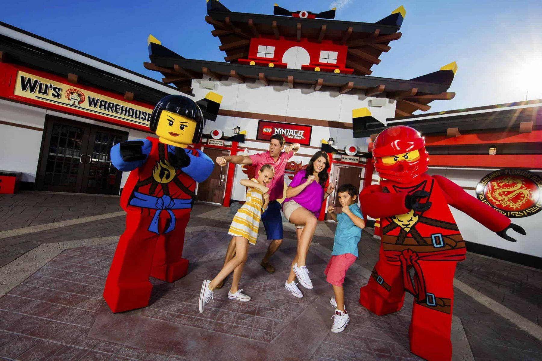 Get Your Kids LEGOLAND Tickets Free! | Limited Time Offer
