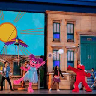 5 Reasons Why Sesame Street Live is Great for Bonding with Toddler
