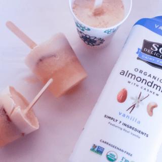 Vegan | Gluten Free Creamy Orange Pops