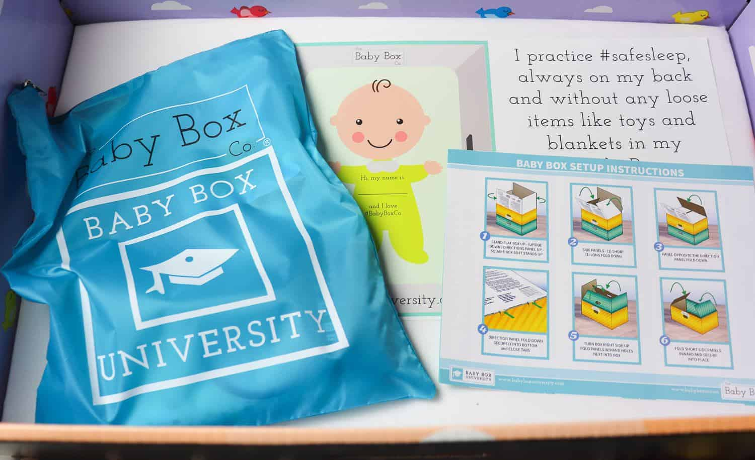 How to Help Your Baby Have Safer Sleep   SIDS Prevention Resources