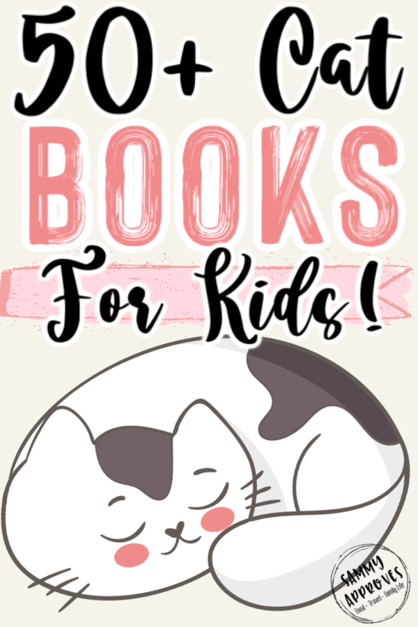 50 Toddler Books About Cats | Best Cat Books For Kids