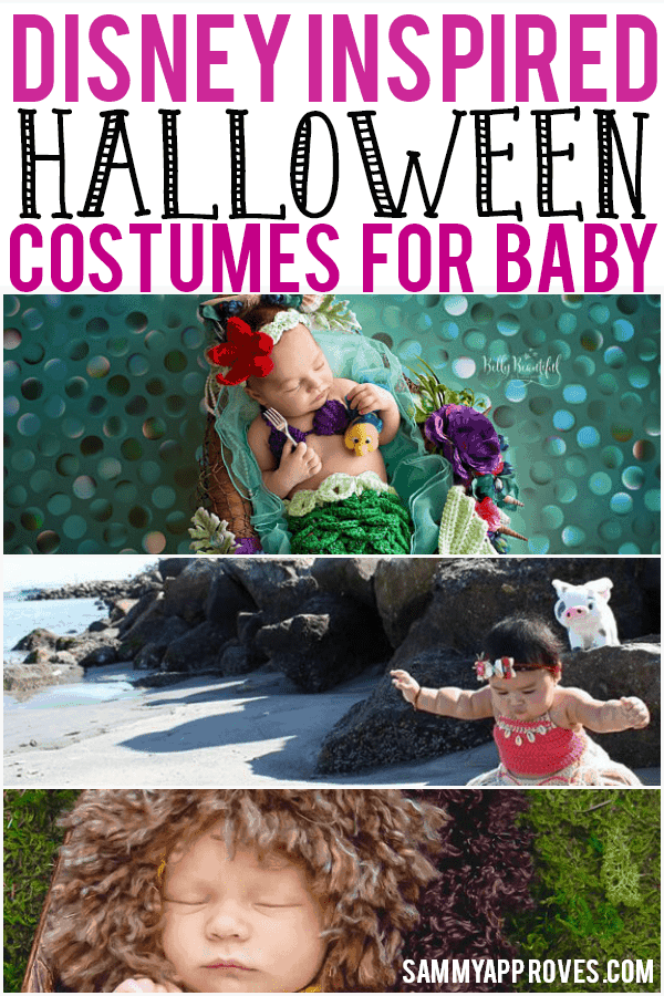 Cute Baby Disney Costume Ideas