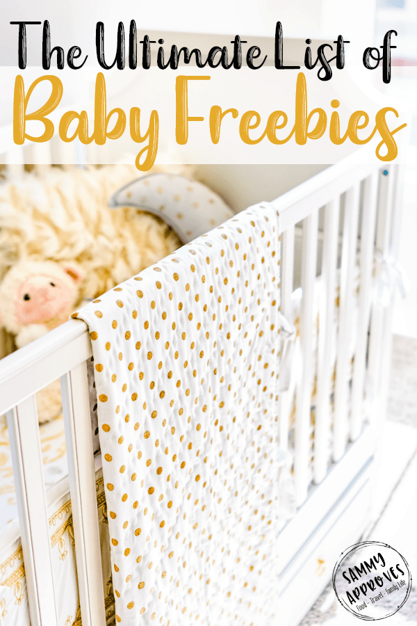 The Ultimate List of Free Baby Samples | 2019 Baby Freebies